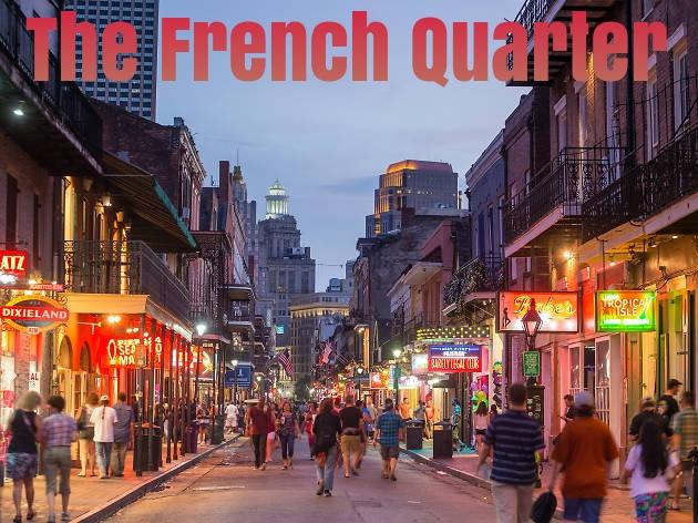 French Quarter Restaurants