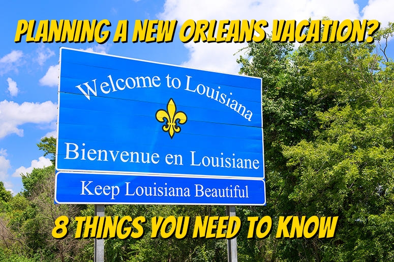 Travel Tips NOLA